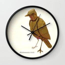 Machinamentus tristis Wall Clock