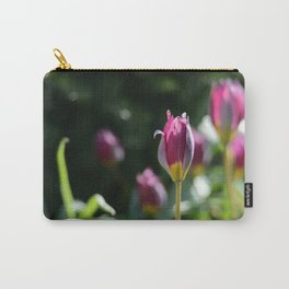Sprouting Beauty Carry-All Pouch