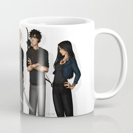 City of Bones Coffee Mug