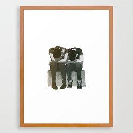 somniatore II Framed Art Print