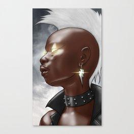 Ororo Canvas Print