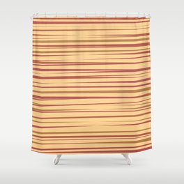 Plains of Africa Shower Curtain