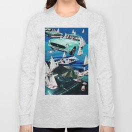 Ocean Roads Long Sleeve T-shirt