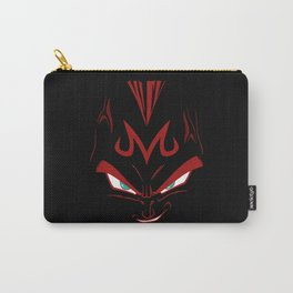Vegeta majin face Carry-All Pouch