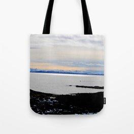 Solnedgang Tote Bag