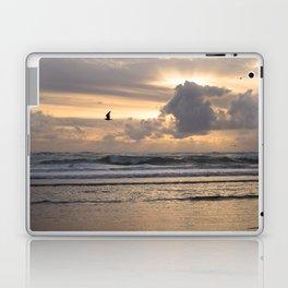 Heavens Rejoice - Ocean Photography Laptop & iPad Skin