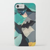 dc comics iPhone & iPod Cases featuring DC Comics Superhero by Eric Dufresne
