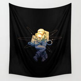 Astro Love Wall Tapestry