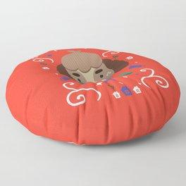 Animal Crossing: Digby Floor Pillow