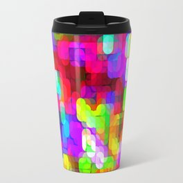 Re-Created Laurels VII by Robert S. Lee Travel Mug