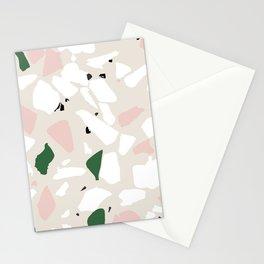 Terrazzo jungle Stationery Cards