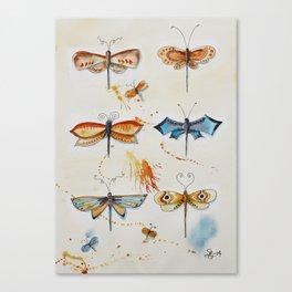 Butterflies 2 Canvas Print
