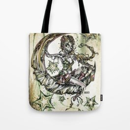 Champagne Of The Dead Tote Bag