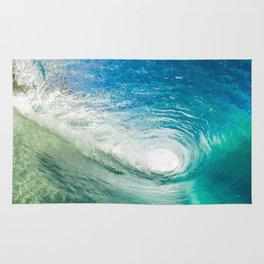 Crashing Wave Rug