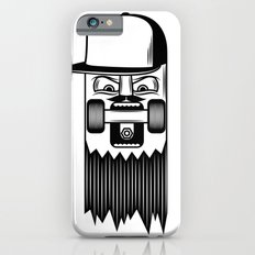 Broken Skateboard Slim Case iPhone 6