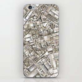City 11 iPhone Skin