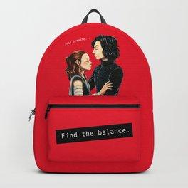Just breathe Backpack