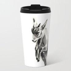 Goat Dance Travel Mug
