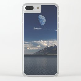 A New Earth Clear iPhone Case