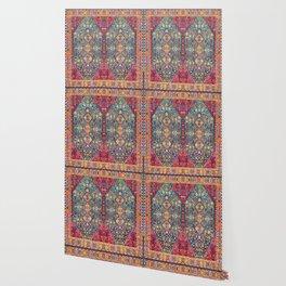 N131 - Heritage Oriental Vintage Traditional Moroccan Style Design Wallpaper