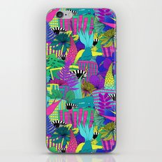 the city is a jungle iPhone & iPod Skin