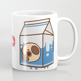 Puglie Milk Carton Coffee Mug