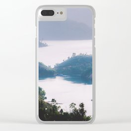 B40 PASS Clear iPhone Case