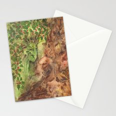 The Holly and the Oak King Stationery Cards