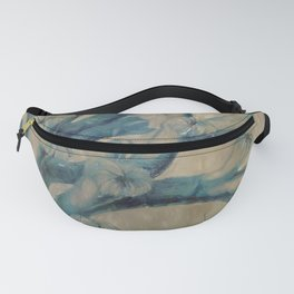 Blue Coral Fanny Pack