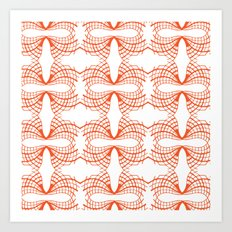 pattern series 062 Art Print
