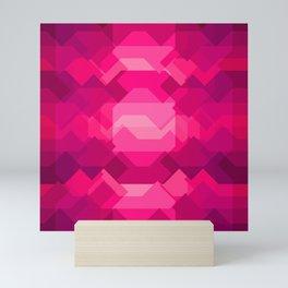 Gemstone - Ruby Mini Art Print