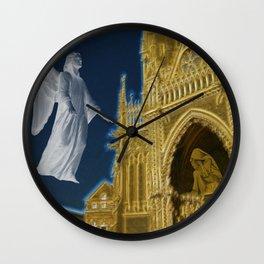 Holy House Wall Clock