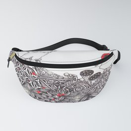 Little Red Riding Hood Fanny Pack