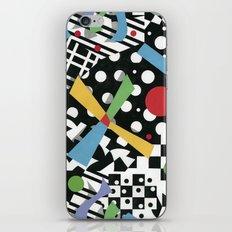 Ticker Tape iPhone & iPod Skin