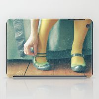 good morning iPad Cases featuring Good Morning by Cassia Beck