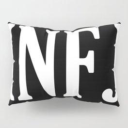 INFJ Pillow Sham