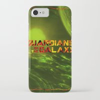 guardians of the galaxy iPhone & iPod Cases featuring Guardians of the Galaxy by bergertime