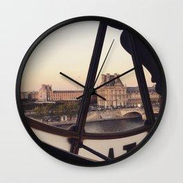 Timeless Sunset  Wall Clock