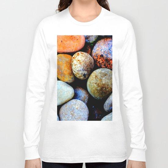 Like Pebbles on the Beach Long Sleeve T-shirt
