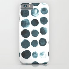 Faded dots iPhone 6s Slim Case