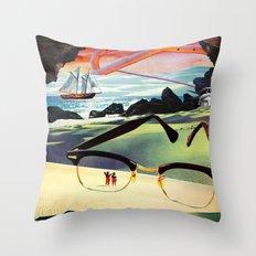 Elysian Fields Throw Pillow