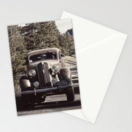 Golden Oldies Stationery Cards
