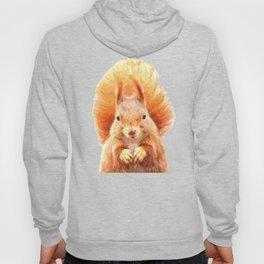 Squirrel Portrait Hoody