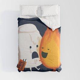 Friendly Fire Comforters