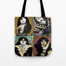 The Great Kiss Tote Bag