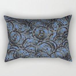 Money,money,money. Rectangular Pillow