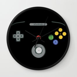 I love my N64! Wall Clock