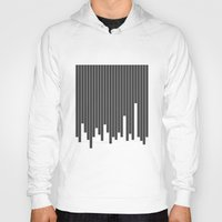 cityscape Hoodies featuring Cityscape by The Blonde Dutch Girl