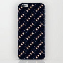 Dancing stars pattern iPhone Skin