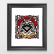 ▲ NAWKAW ▲ Framed Art Print